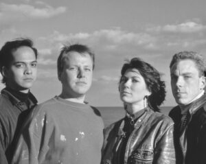The Pixies band